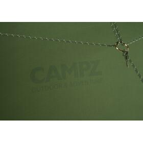 CAMPZ Occitanie Ultralight Tienda de Campaña 2P, Oliva/verde